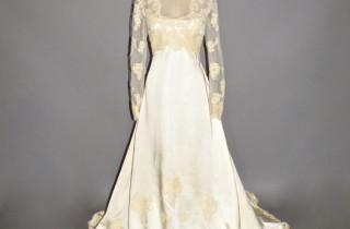1970s Vintage Wedding Dresses