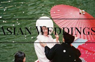 Asian Weddings. Exotic. Mysterious. Beautiful.