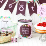 Bridal Shower Printable Kit