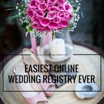 Easiest online wedding registry ever