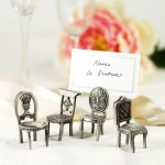Victorian Chair Placecard Holders